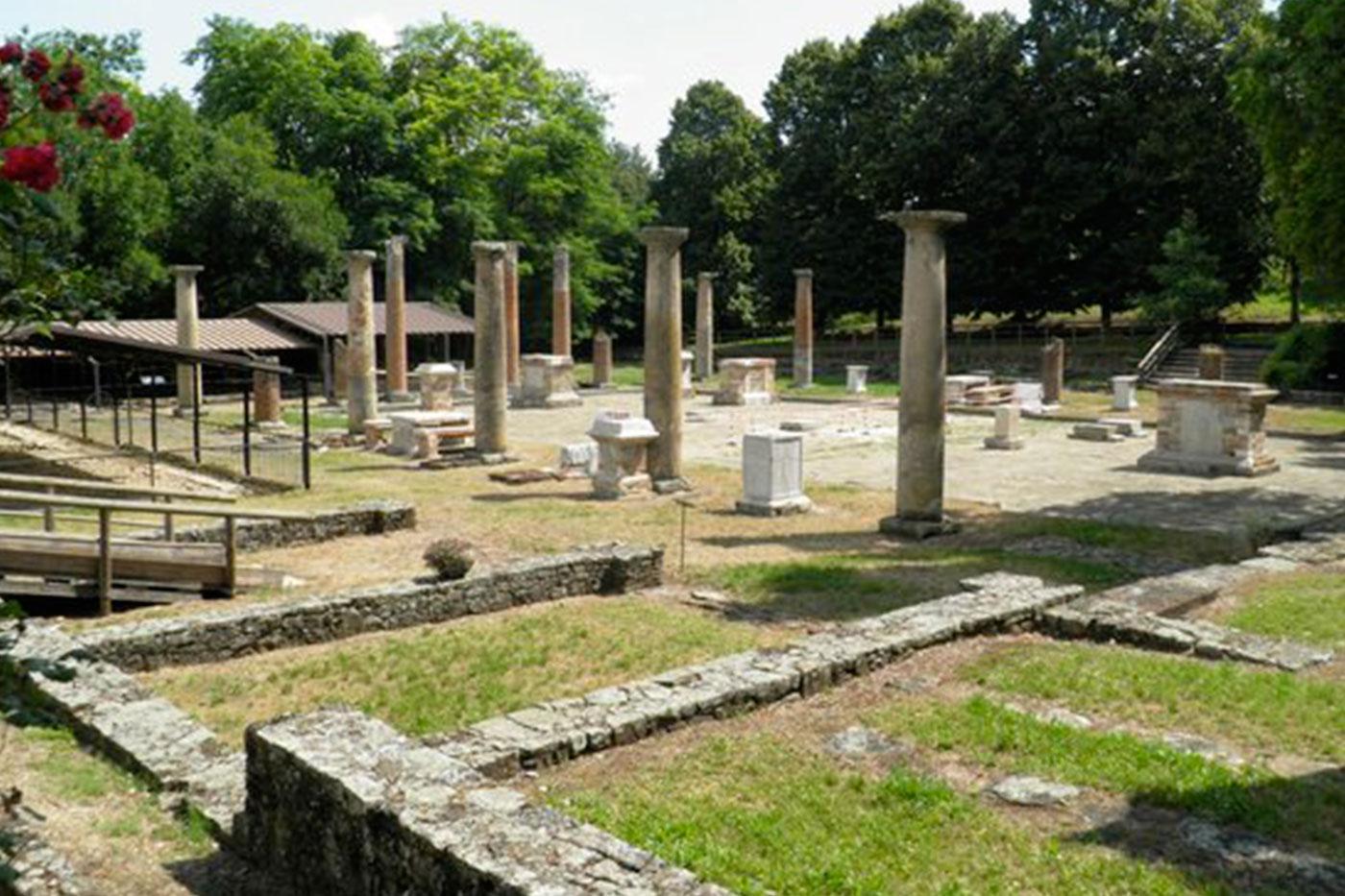 Veleja Romana, dove il tempo si è fermato