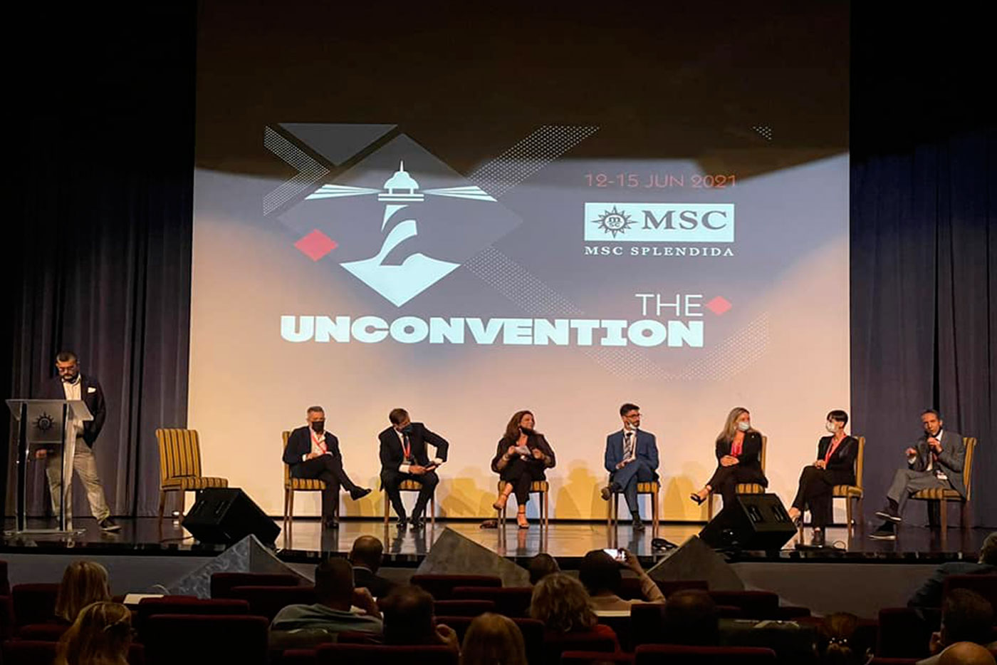 THE UNCONVENTION FARO GROUP. IL FUTURO INIZIA OGGI